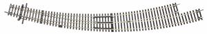 Roco 42476 Zwrotnica łukowa lewa BWL R9/R10