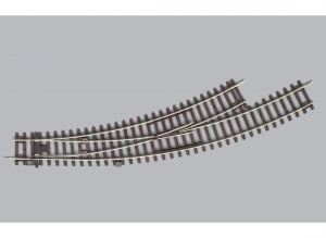 Piko 55222 Zwrotnica - rozjazd łukowy lewy BWL R2/R3