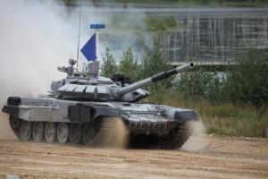 Trumpeter 09510 Rosyjski czołg T-72B3M - 1:35