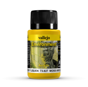 Vallejo 73827 Environment 40 ml. Moss and Lichen Effect