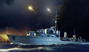 Trumpeter 05332 HMS Zulu 1941 - 1:350