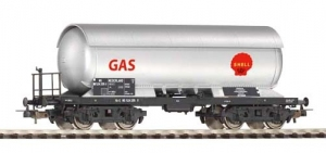 Piko 54527 Wagon cysterna gazowa SHELL, NS, Ep. III