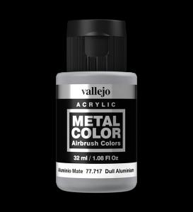 Vallejo 77717 Metal Color 77717 Dull Aluminium