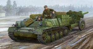 Trumpeter 09509 Radziecki ciągnik artyleryjski AT-P - 1:35