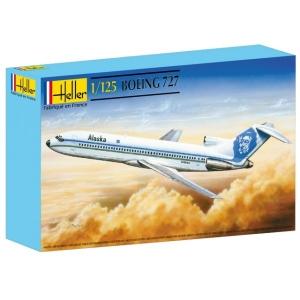 Heller 80447 Boeing 727 - 1:125