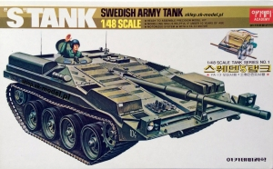 Academy TA018 S-Tank STRV103