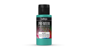 Vallejo 62077 Premium Color 62077 Candy Racing Green