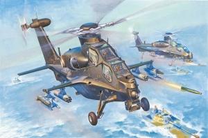 Hobby Boss 87260 Helikopter WZ-10 Thunderbolt - 1:72