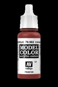 Vallejo 70982 Model Color 70982 137 Cavalry Brown