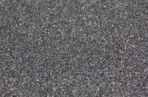 Szuter 0,5-1,0 mm, 200 g - czarny