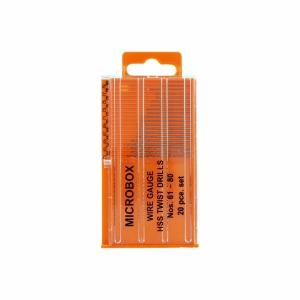 Vallejo T01002 Zestaw wierteł (20) AWG 61-80