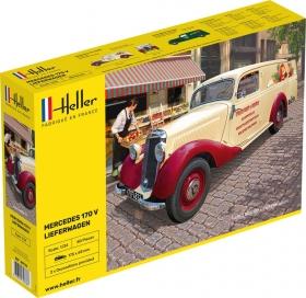 Heller 80736 Mercedes Benz 170 Lieferwagen - 1:24