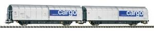 Piko 54508 Wagon towarowy podwójny Hiimrrs, SBB, Ep. V
