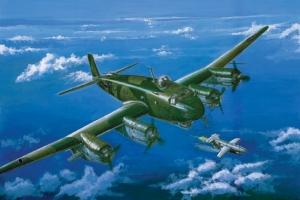 Trumpeter 01639 Focke-Wulf FW-200C-8 Condor - 1:72