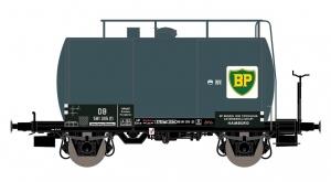 Exact-Train EX20611 Wagon cysterna 30m3 Uerdinger, 581 305 BP, DB, Ep. IIIb