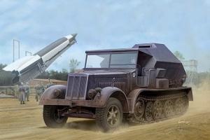 Trumpeter 09537 Sd.Kfz.7/3 Half-Track Artillery Tractor - 1:35