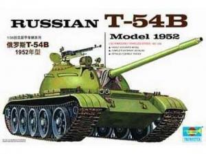 Trumpeter 00338 Russian T-54B tank- 1:35