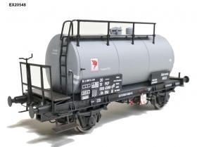 Exact-Train EX20548 Wagon cysterna 24m3 .Uh (Rh) 20 51 000 4580-5, PKP, Ep. III