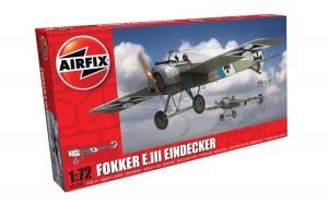 Fokker E.III Eindecker 1:72