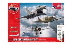 Gift Set - RAF Centenary 1:72