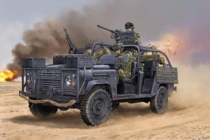 Hobby Boss 82450 Ranger Special Operations Vehicle RSOV w/MG - 1:35