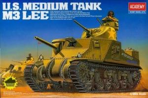 M3 Lee U.S.Medium Tank, 1:35