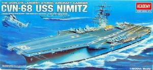 Academy 14213 CVN-68 USS Nimitz