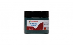 Humbrol AV0014 Pigment Weathering Powder 45 ml Smoke