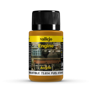 Vallejo 73814 Engine Effects 40 ml. Fuel Stains