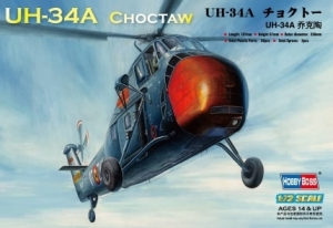 Hobby Boss 87215 Helikopter UH-34A Choctaw - 1:72