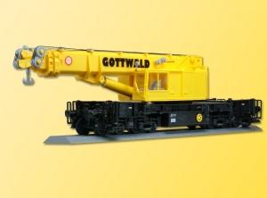 Kibri 26000 Dźwig kolejowy Gottwald GS 100.06 T