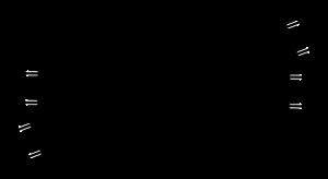 Hornby R614 Krzyżówka lewa 168x181 mm, 22,5st.