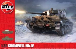 Airfix A1373 Cruiser Tank Mk.VIII A27M Cromwell Mk.IV - 1:35