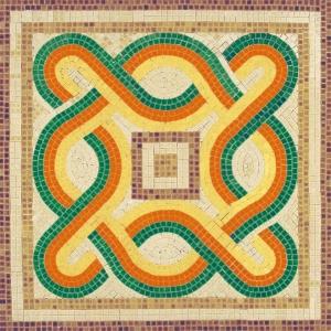 Aedes Ars 5512 Mozaika 300x300 mm - Wzór geometryczny