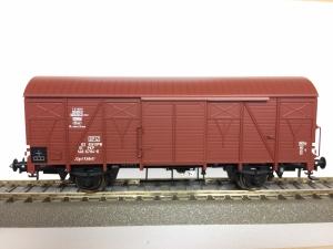 Rivarossi HRS6436 Wagon towarowy typ 223K/1, Ggs (Kddet) 02 51 148 6784-6 PKP, Ep. IVa