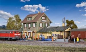 Kibri 39507 Stacja kolejowa Dettingen