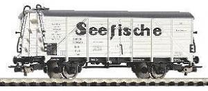 Piko 54540 Wagon chłodnia Seefische Gkn Berlin, DRG, Ep. II