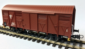 Wagon towarowy typ 223K/1, Gkks-tx, PKP, Ep. IVc
