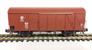 Rivarossi HRS6435 Wagon towarowy typ 223K/1, Kddet (OPW), PKP, Ep. IIIc