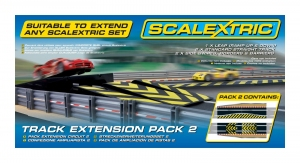 Scalextric C8511 Track Extension Pack 2 - Leap & Chicane