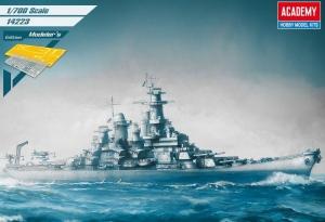 Academy 14223 BB-63 USS Missouri 1:700 Edycja specjalna