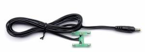Roco 61191 Podłączenie zasilania DC (analogowe)