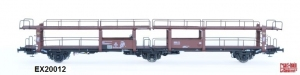 Exact-Train EX20012 Wagon do transportu samochodów Offs 55, 97025, NS, Ep. III