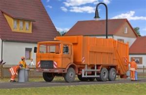 Kibri 15009 MAN 26.321 DFK śmieciarka