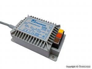 Viessmann 5200 Zasilacz / Transformator 16 V, 52 VA H0, TT, N