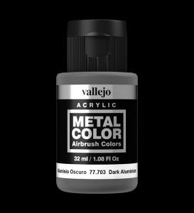 Vallejo 77703 Metal Color 77703 Dark Aluminium