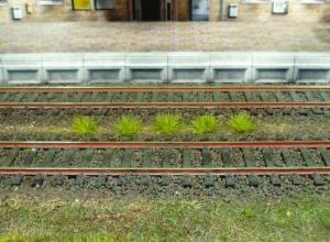 Heki 1800 Kępy trawy wiosennej 5-6 mm, 100 szt.