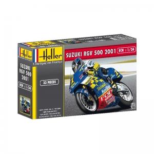 Heller 80922 Suzuki RGV 500 - 1:24