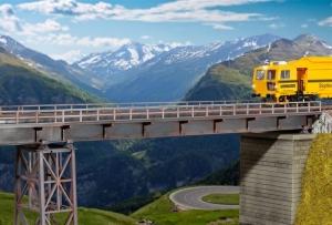 Kibri 39705 Most kolejowy stalowy