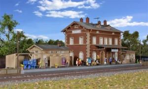 Kibri 39504 Stacja kolejowa Langenthal